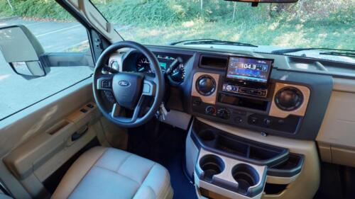 Four Seasons RV Rentals - Class C X-Large Motorhome | Cab